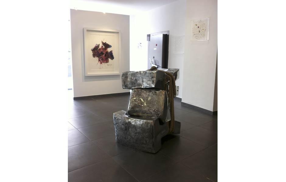Exposition Galerie Marie Ricco