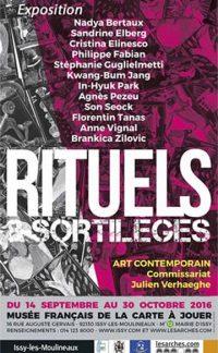 Exposition Rituels & Sortilèges