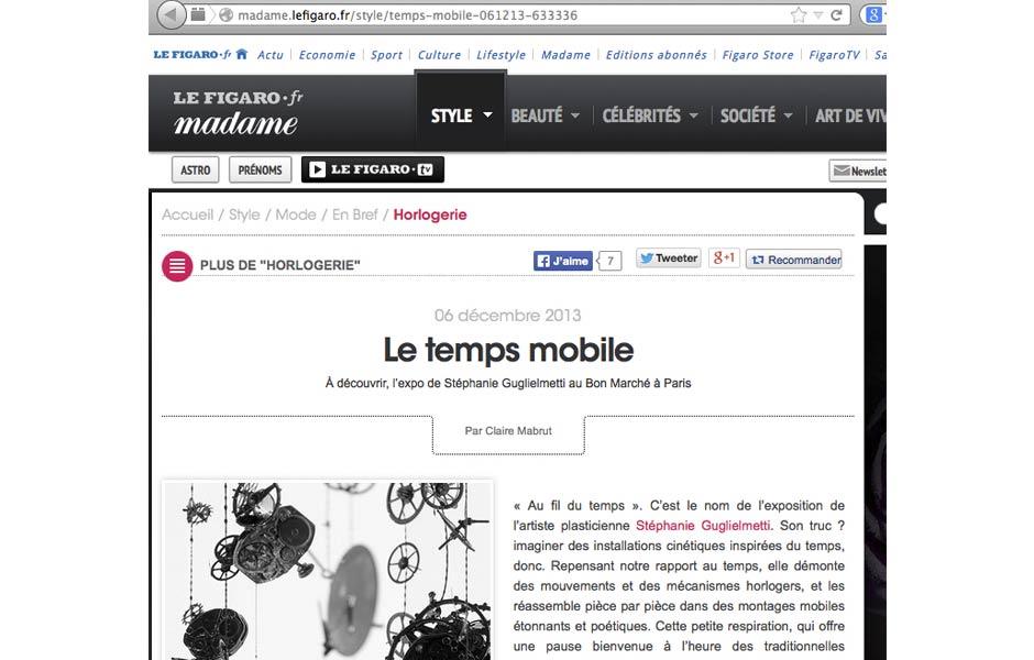 Le Figaro.fr Madame