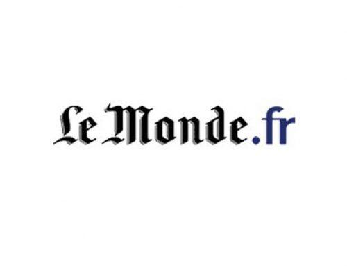 LE MONDE  I  Le mot et la chose, blog   Le Monde.fr – Juin 2014